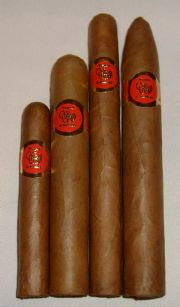 Red Label - El Puro Robusto